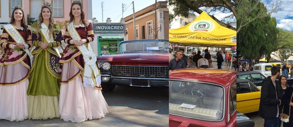 O Veteran Car Sul Catarinense prestigia o 11º ENCONTRO DE CARROS ANTIGOS DE URUSSANGA/SC realizado dia 20 de julho de 2019