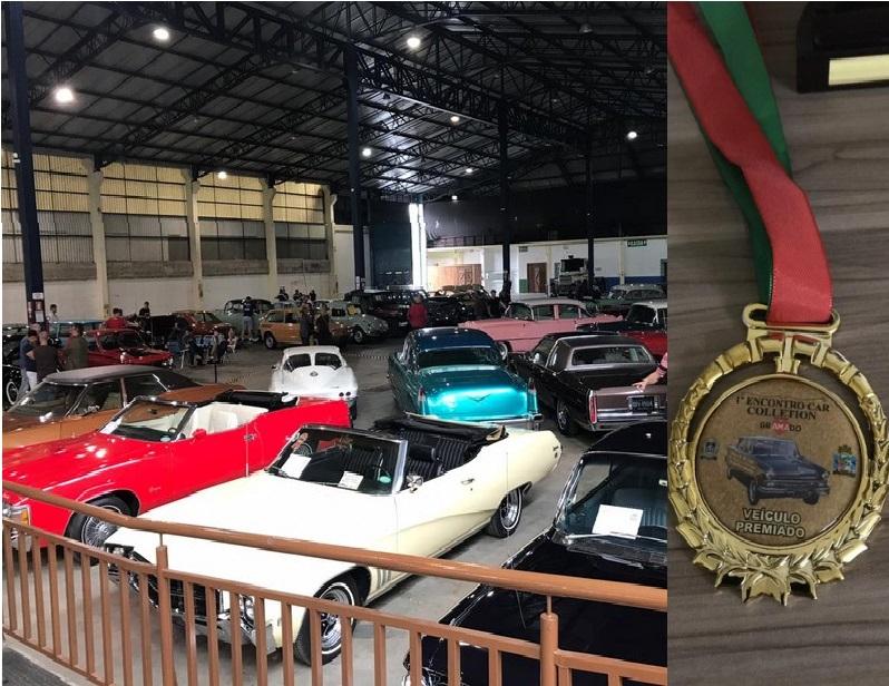 Veteran Car Sul Catarinense faturou quatro (04) prêmios destaque no 1° ENCONTRO CAR COLLECTION realizado de 08 a 10 de março de 2019 em GRAMADO/RS
