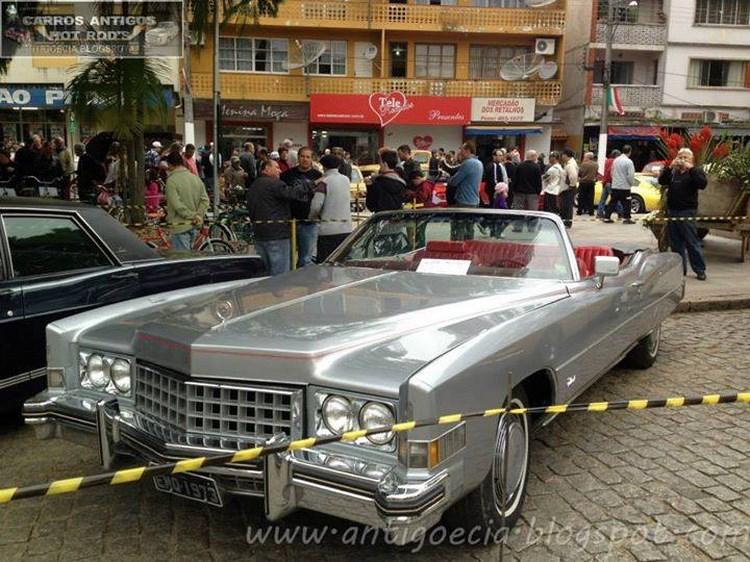 1973 Cadillac Convesível