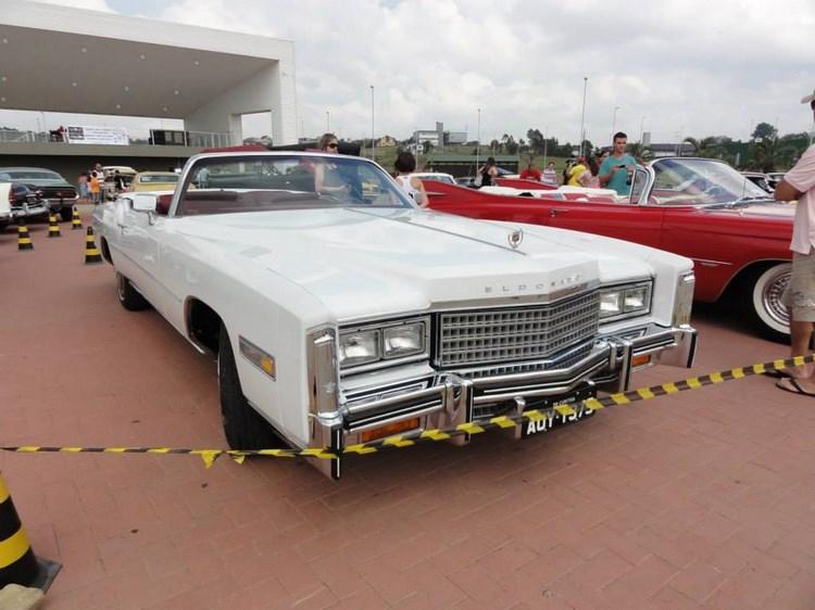 1975 Cadillac Eldorado Conversível