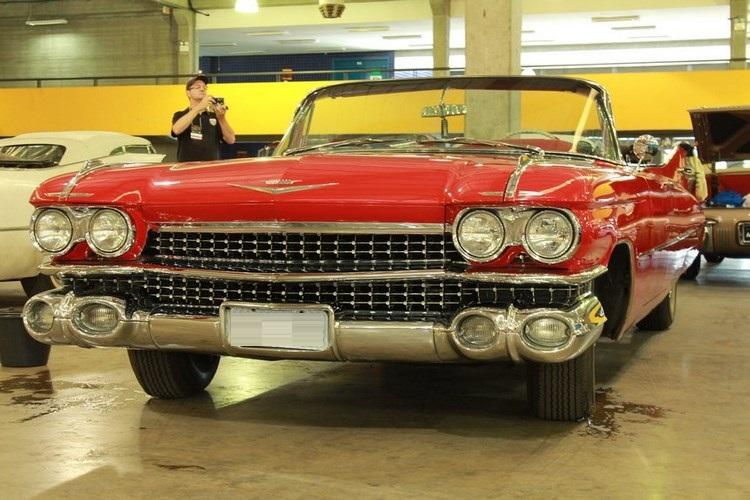 1959 Cadillac Conversível