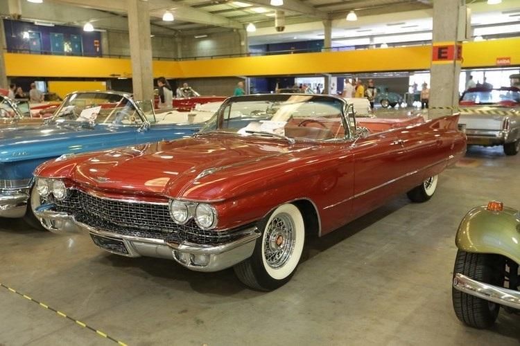 1960 Cadillac Eldorado Biarritz Conversível
