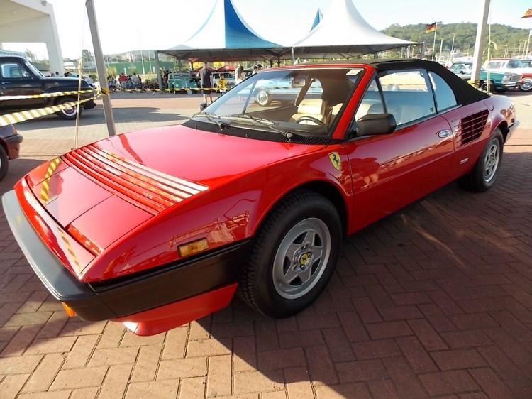 1980 Ferrari Mondial 308