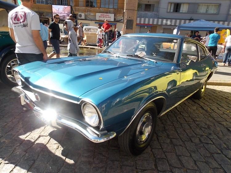 1974 Ford Maverick Super Luxo