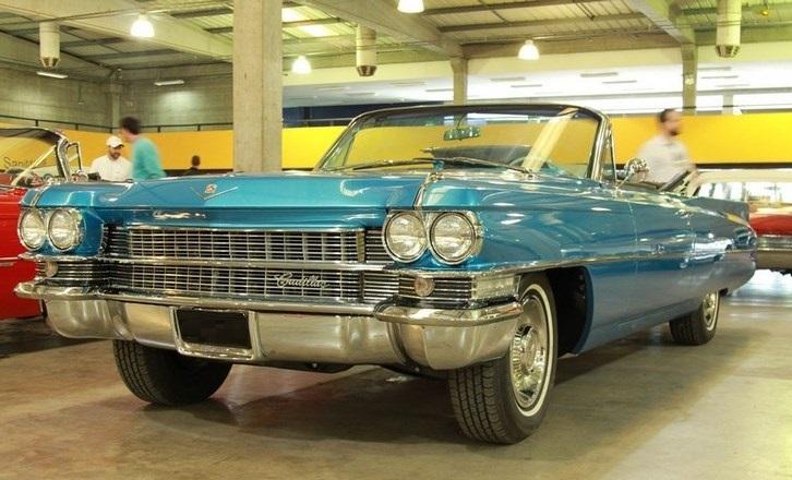 1963 Cadillac Conversível