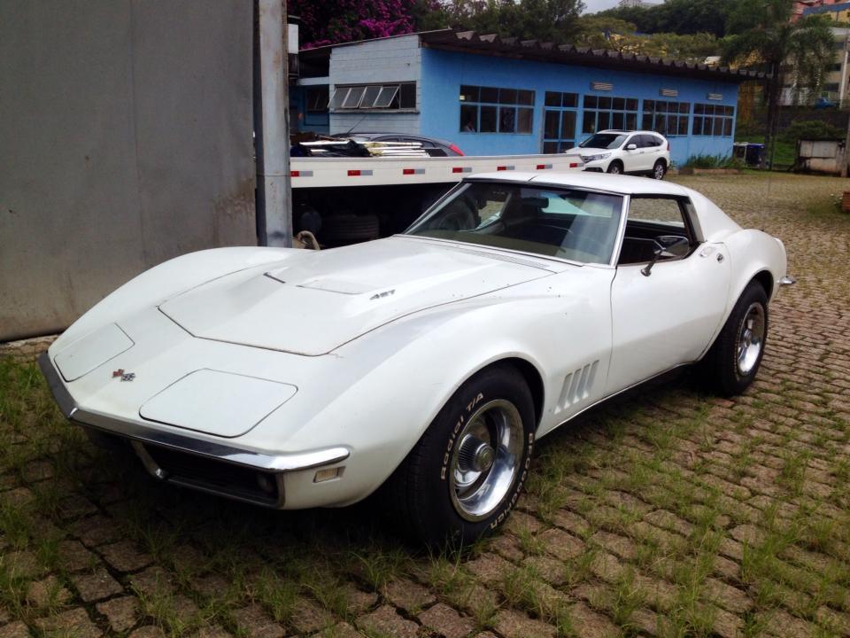 1968 Corvette Stingray Targa