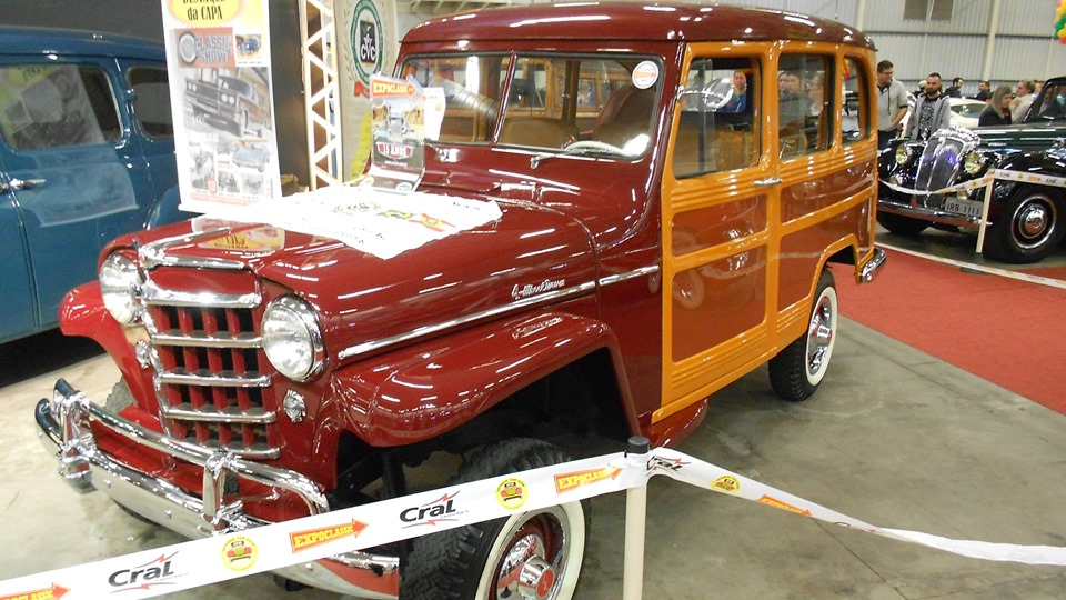 1951 Rural Willys Overland Station Wagon