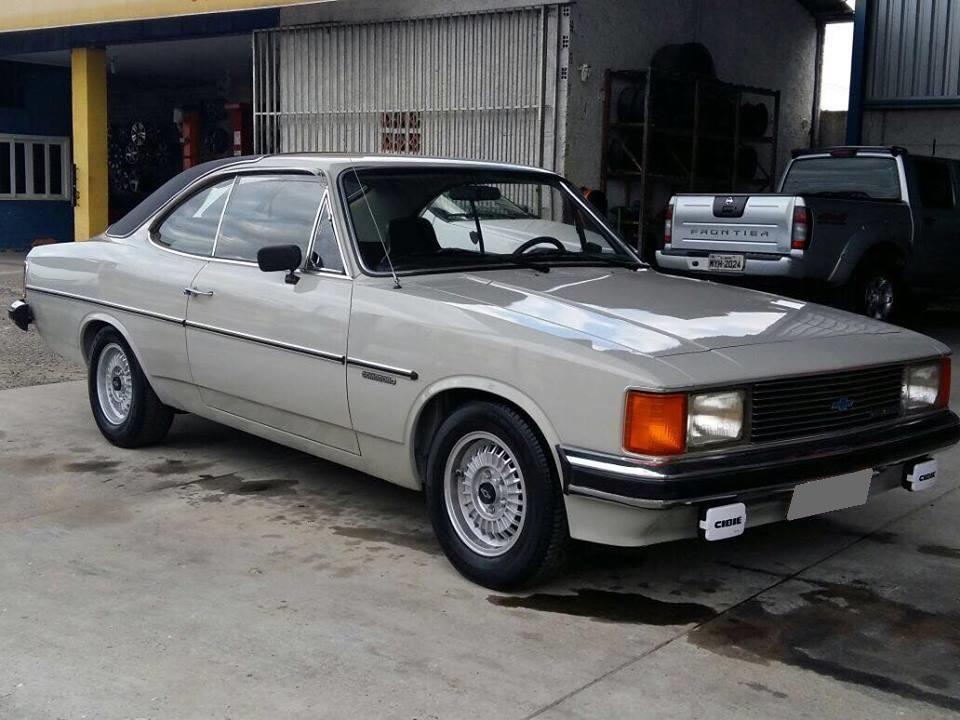 1981 Chevrolet Opala Comodoro
