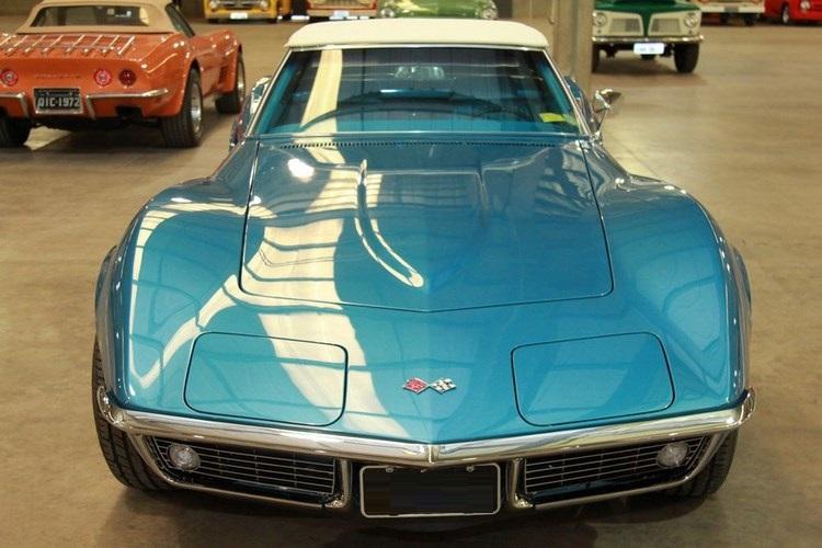 1969 Corvette Stingray Conversível