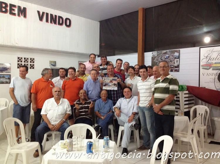 Dia 07 de dezembro de 2012 em Florianópolis/SC