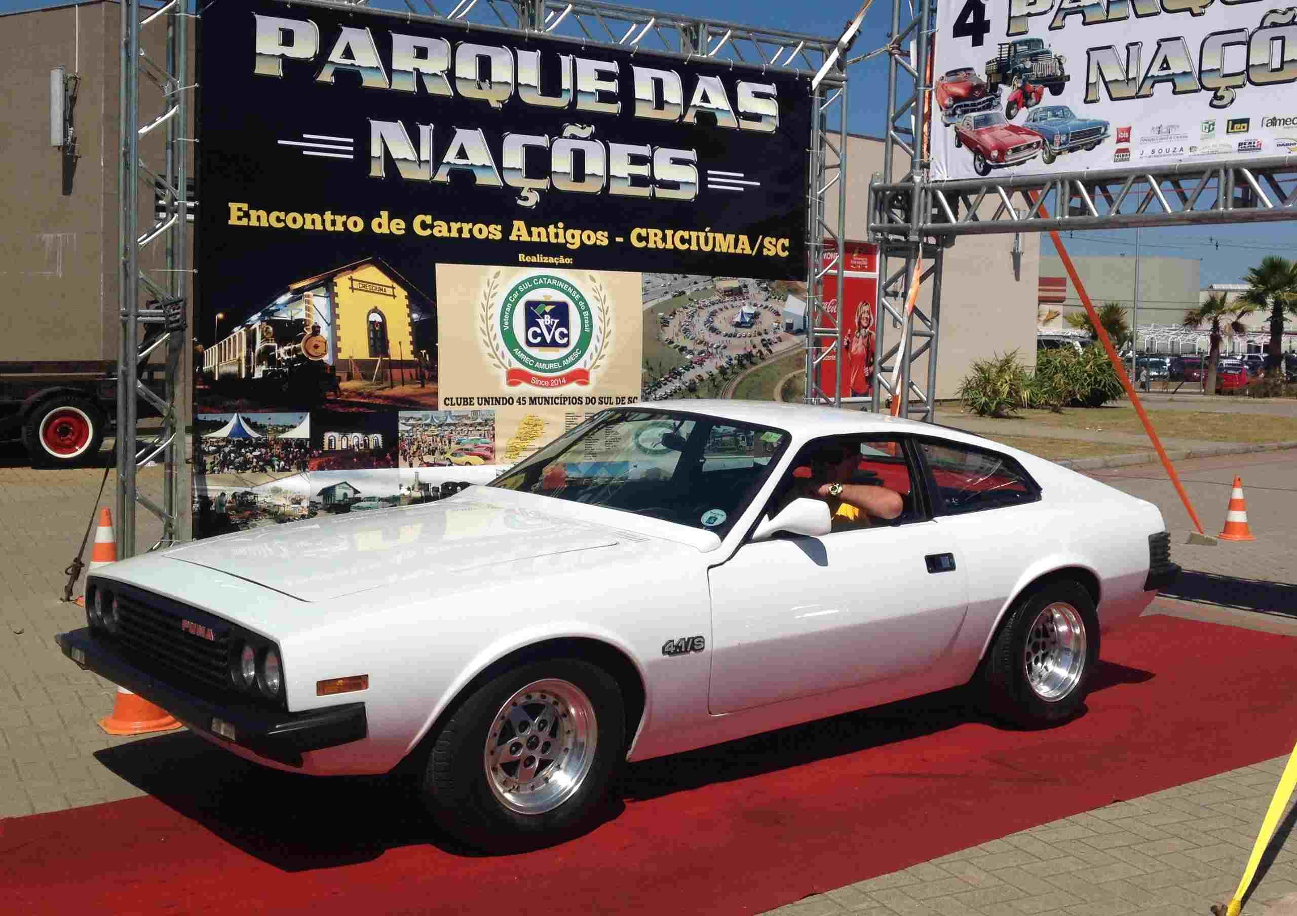 1981 Puma GTB S2