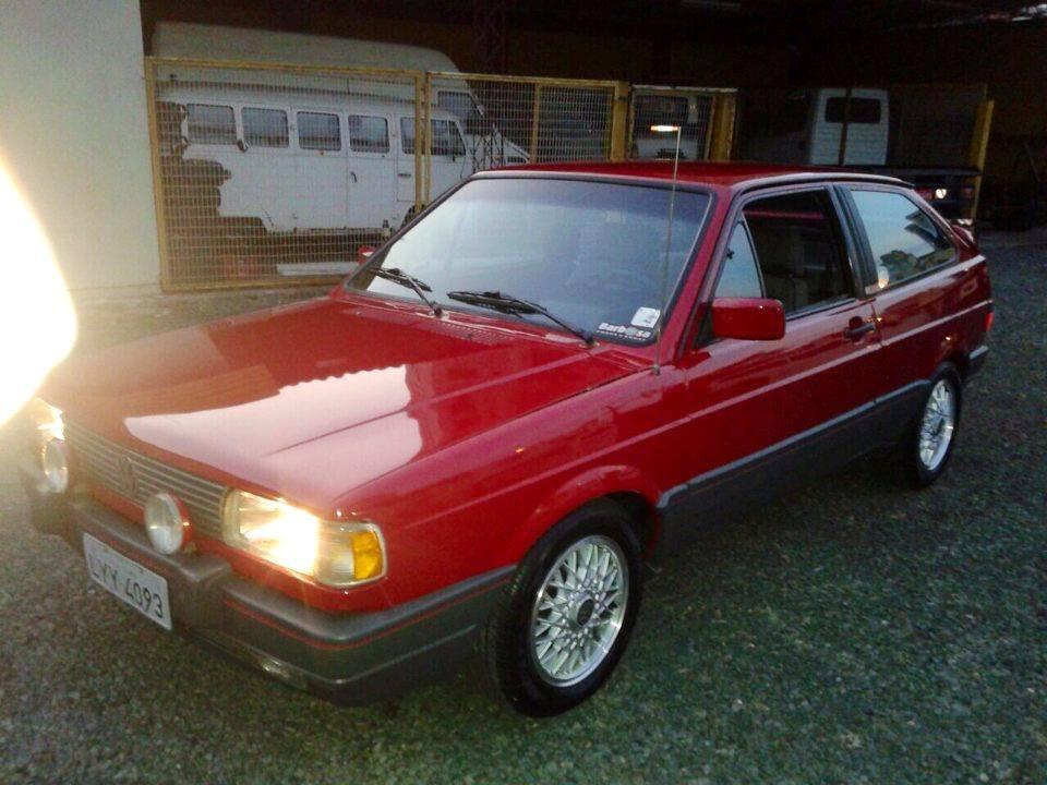 1992 VW Gol GTS