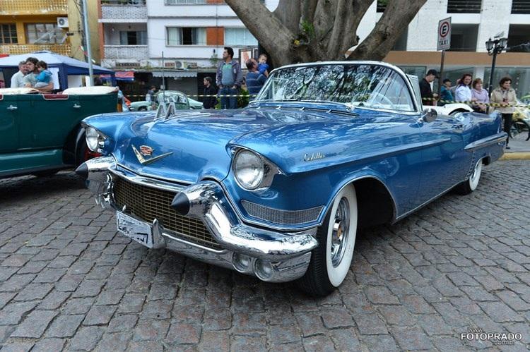 1957 Cadillac Eldorado Biarritz Conversível