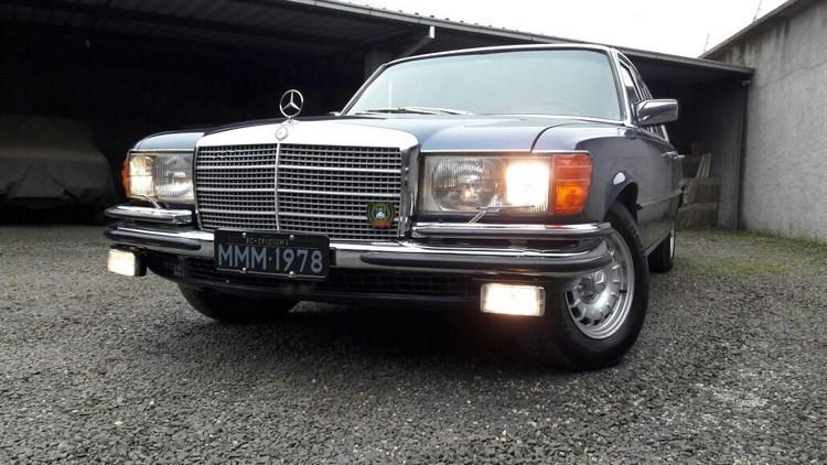 1978 Mercedes 450 SEL