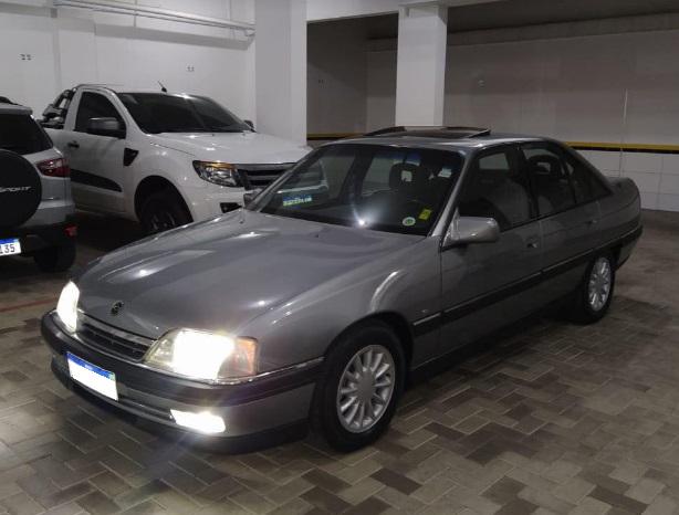 1997 Omega Cd 4.1