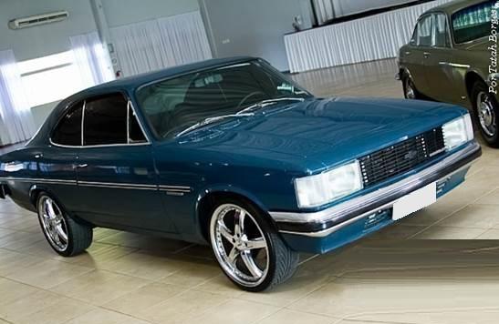1980 Chevrolet Opala Comodoro