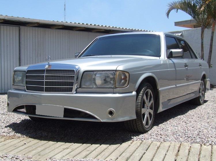 1983 Mercedes Benz 580 SEL