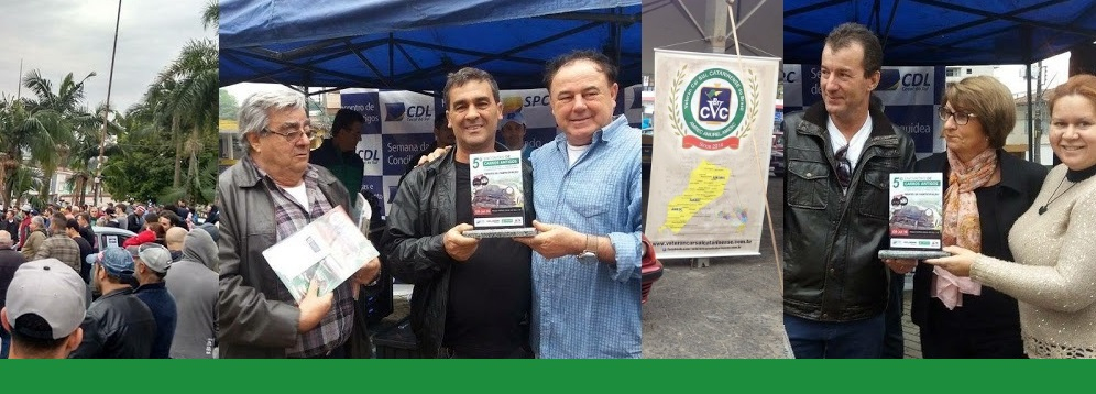 O Veteran Car Sul Catarinense participou do 5° ENCONTRO DE CARROS ANTIGOS DE COCAL DO SUL/SC realizado dia 09 de julho de 2016