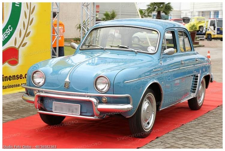 1967 Renault Gordini