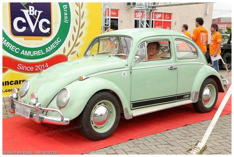 1968 VW Fusca Sedan 1300
