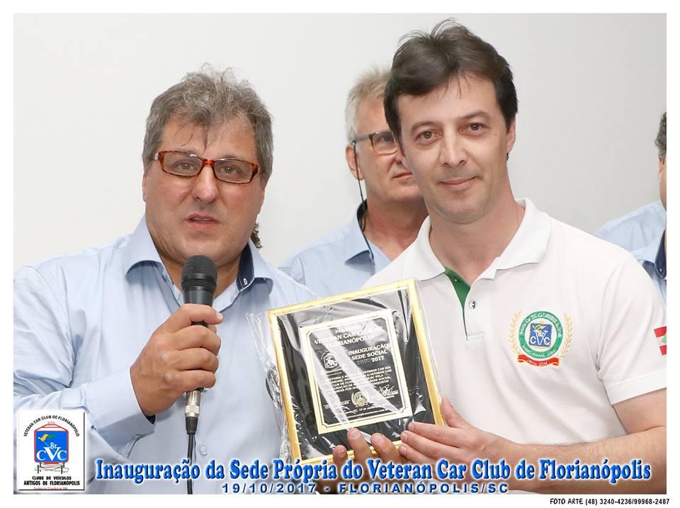 Dia 19 de Outubro de 2017 em Florianópolis/SC