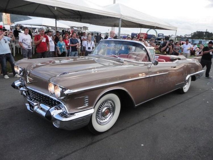 1958 Cadillac Eldorado Biarritz Conversível