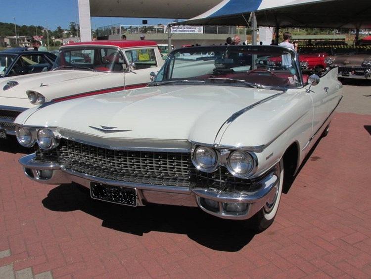 1960 Cadillac Conversível