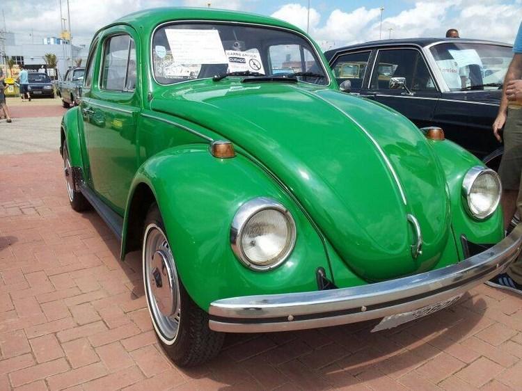 1974 Vw Fusca 1500