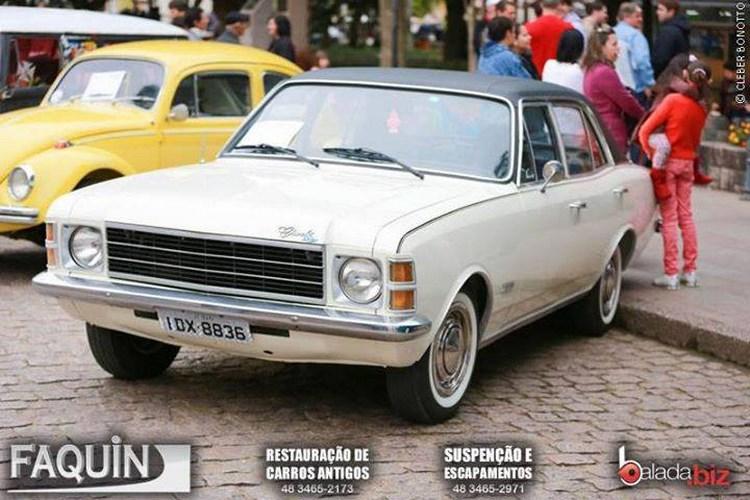 1975 Chevrolet Opala De Luxe