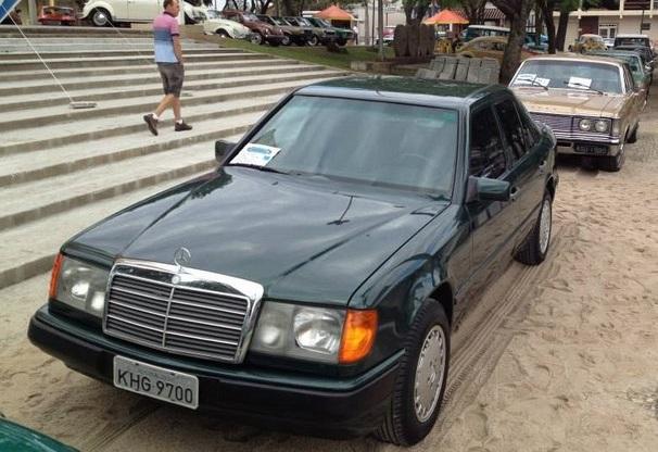 1986 Mercedes 300D