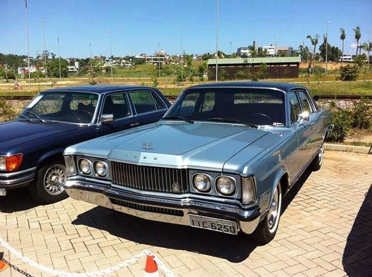 1981 Ford Landau