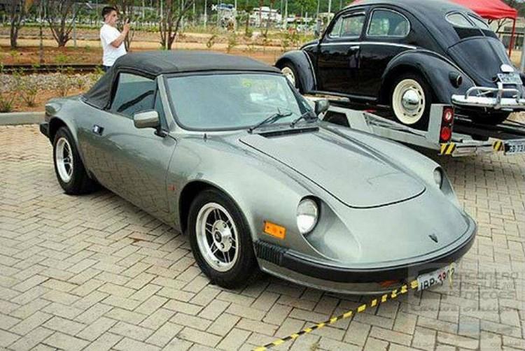 1984 Puma Conversível