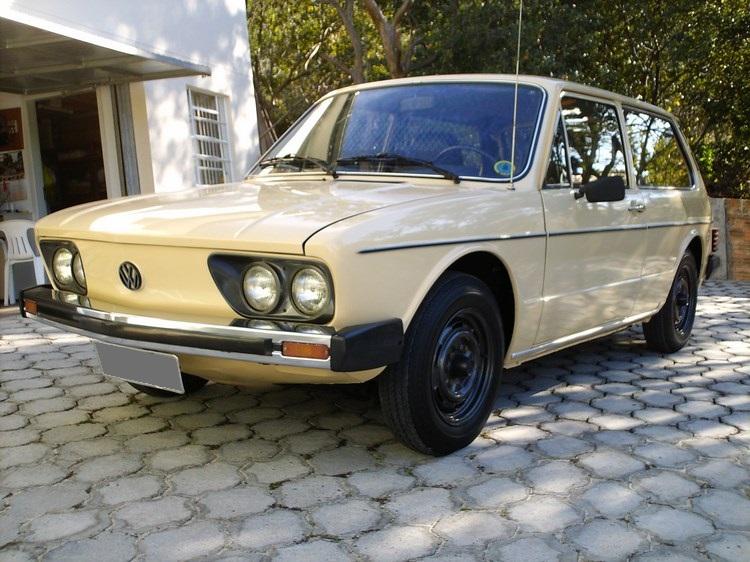 1978 VW Brasilia LS