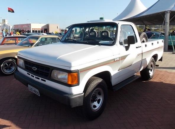 1992 Chevrolet D20 Custom