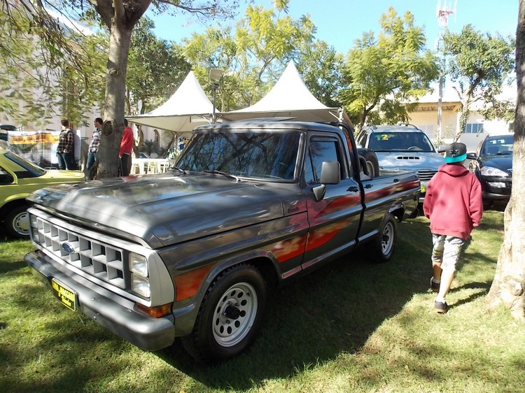 1990 Ford F1000