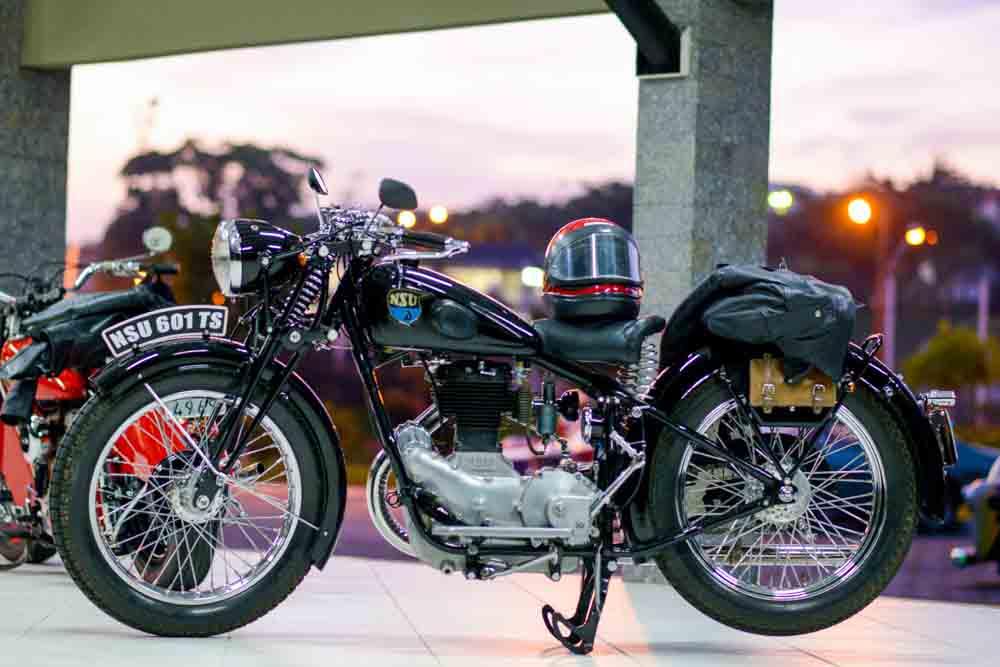 1936 NSU 601 TS