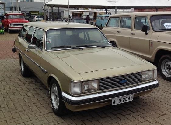 1983 Chevrolet Caravan Comodoro