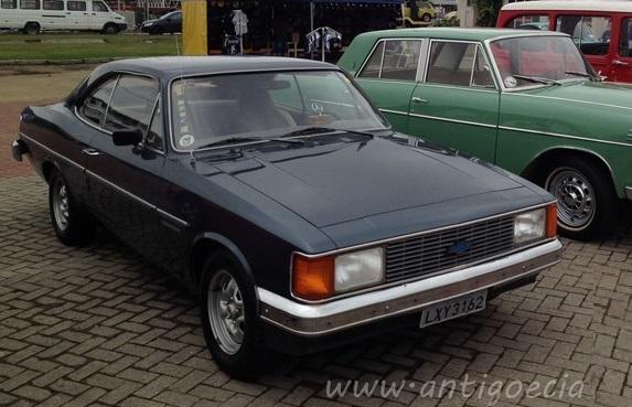 1983 Chevrolet Opala Comodoro