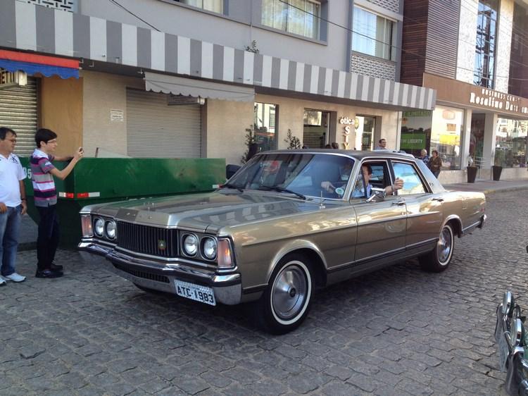 1983 Ford Landau