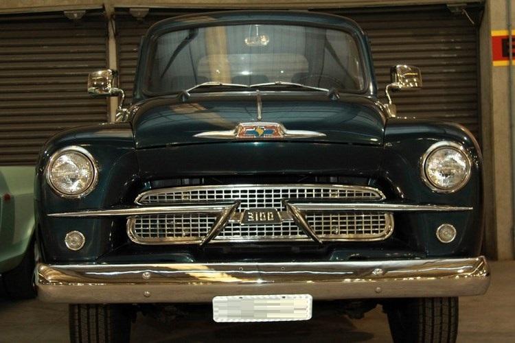 1960 Chevrolet Brasil