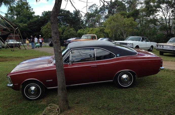 1973 Chevrolet Opala Gran Luxo