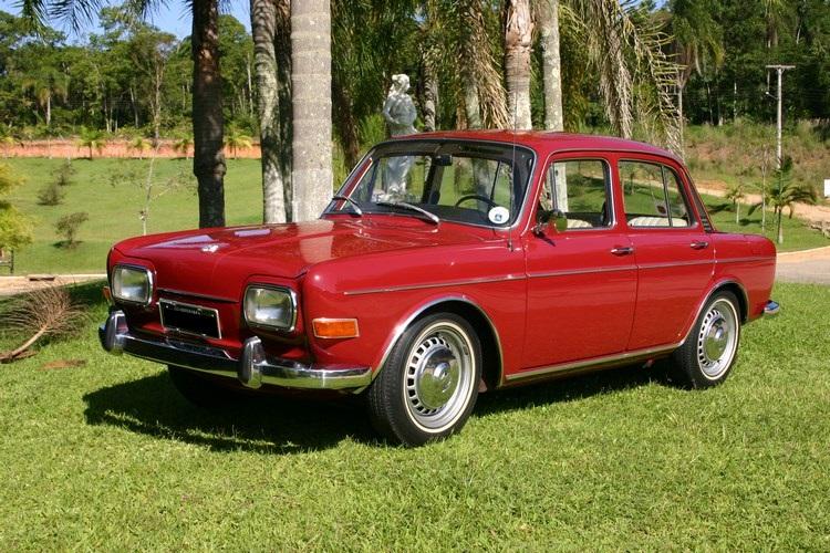 1970 VW 1600 4p