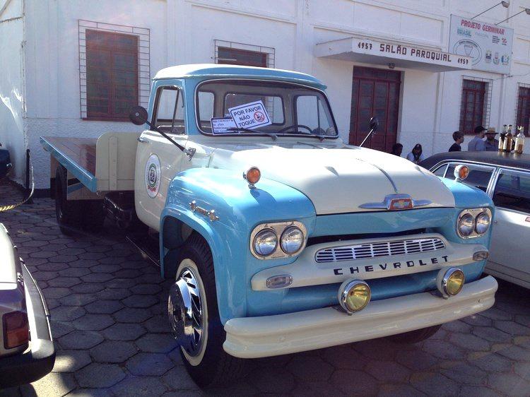 1965 Chevrolet Brasil Caminhão