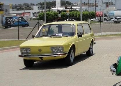 1975 Vw Brasilia