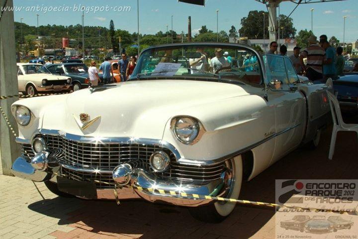 1954 Cadillac Eldorado Conversível