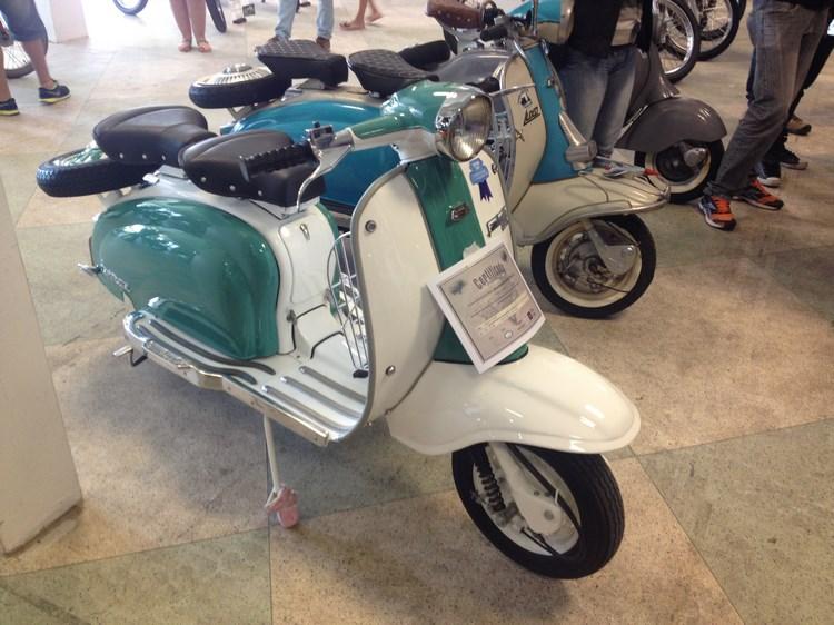 1962 Lambreta Li