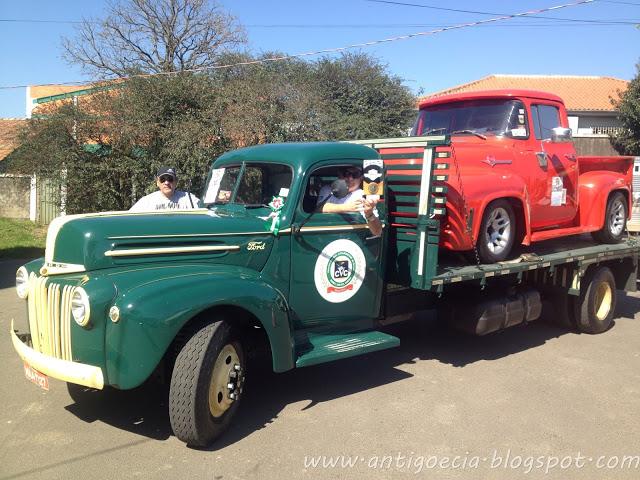 1946 Ford Caminhão