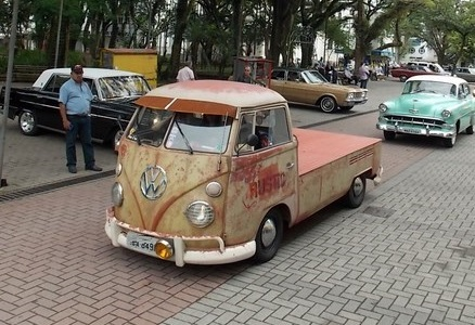 1971 VW Kombi Pickup