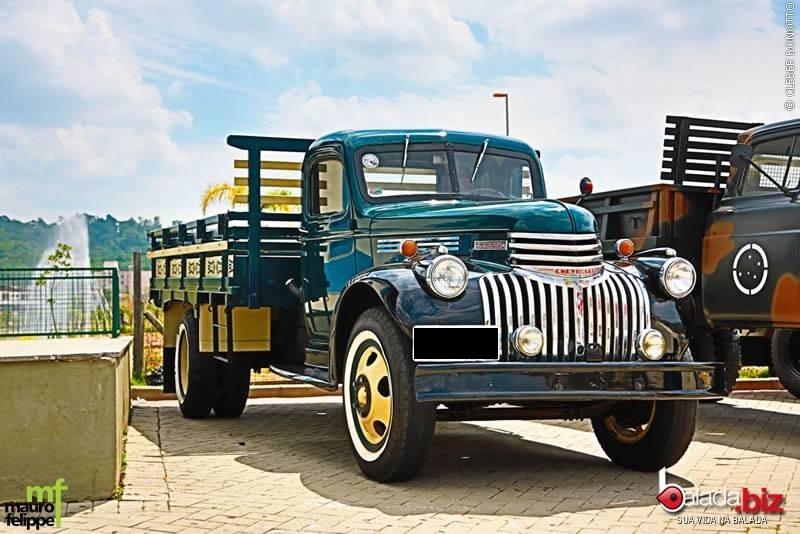 1946 Chevrolet Gigante