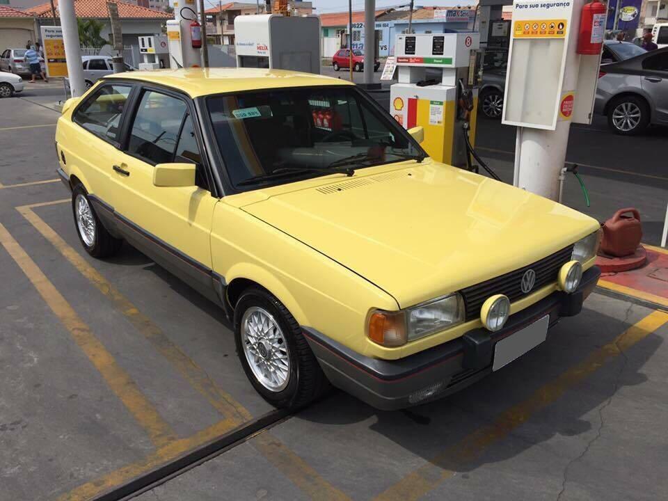 1993 Vw Gol GTi